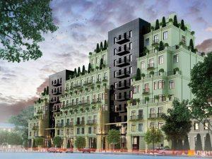 Предлагаю купить квартиру Нагорный р-н, ЖК Park Residence.